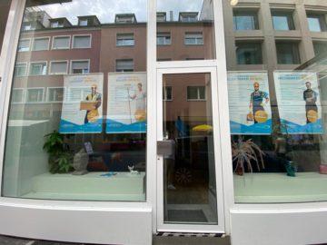Attraktives Ladengeschäft mit Laufkundschaft, 76133 Karlsruhe, Ausstellungsfläche